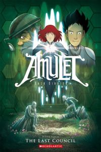 AMULET: THE LAST COUNCIL -  Kibuishi