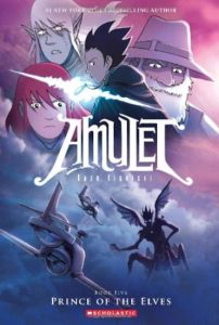 AMULET: PRINCE OF THE ELVES -  Kibuishi