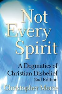 NOT EVERY SPIRIT - Morse Christopher