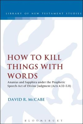 HOW TO KILL THINGS WITH WORDS - Keith Chris