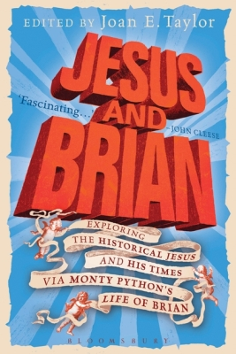 JESUS AND BRIAN - E. Taylor Joan