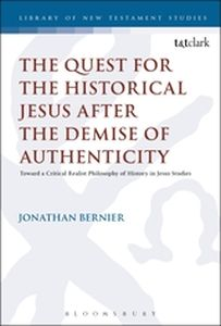 THE QUEST FOR THE HISTORICAL JESUS AFTER THE DEMISE OF AUTHENTICITY - Keith Chris