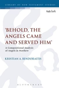 'BEHOLD, THE ANGELS CAME AND SERVED HIM' - Keith Chris