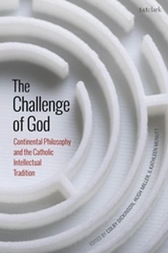 THE CHALLENGE OF GOD - Dickinson Colby