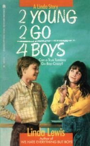 2 YOUNG 2 GO FOR BOYS -  Lewis