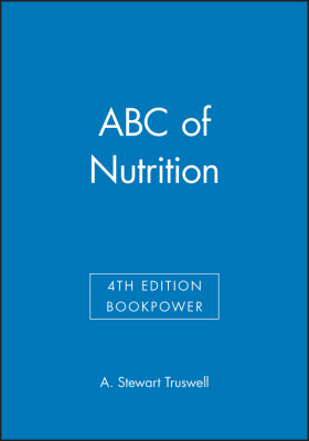 ABC OF NUTRITION, 4E BOOKPOWER - Stewart Truswell A.