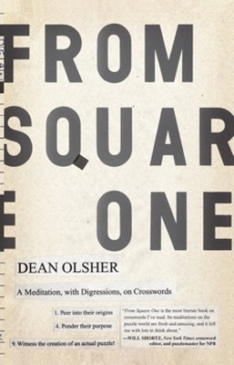 FROM SQUARE ONE - Olsher Dean