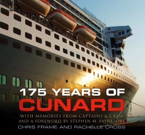 175 YEARS OF CUNARD - Frame Chris