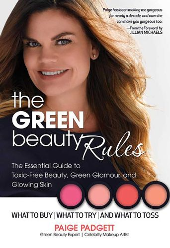 THE GREEN BEAUTY RULES - Padgett Paige