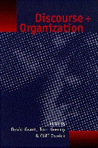 DISCOURSE AND ORGANIZATION - Grant David
