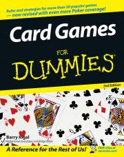 CARD GAMES FOR DUMMIES - Rigal Barry