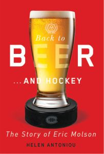 BACK TO BEER...AND HOCKEY - Antoniou Helen