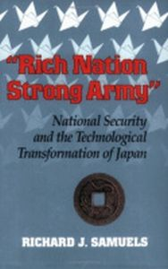 'RICH NATION, STRONG ARMY' - J. Samuels Richard