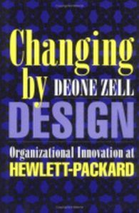 CHANGING BY DESIGN - Zell Deone