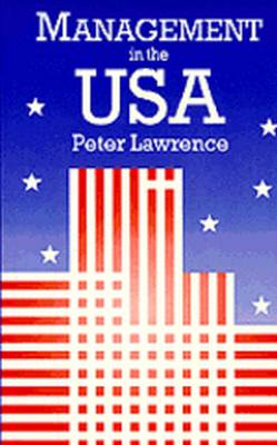 MANAGEMENT IN THE USA - Lawrence Peter