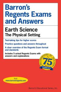 REGENTS EXAMS AND ANSWERS: EARTH SCIENCE - J. Denecke Edward