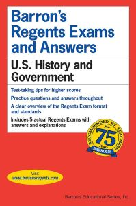 REGENTS EXAMS AND ANSWERS: U.S. HISTORY AND GOVERNMENT - V. Resnick Eugene