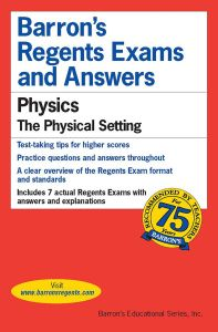 REGENTS EXAMS AND ANSWERS: PHYSICS - Lazar Miriam