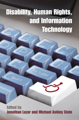DISABILITY, HUMAN RIGHTS, AND INFORMATION TECHNOLOGY - Lazar Jonathan