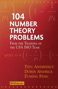 104 NUMBER THEORY PROBLEMS -  Andreescu