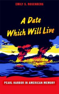 A DATE WHICH WILL LIVE - S. Rosenberg Emily