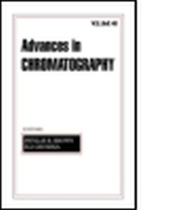 ADVANCES IN CHROMATOGRAPHY - R. Brown Phyllis