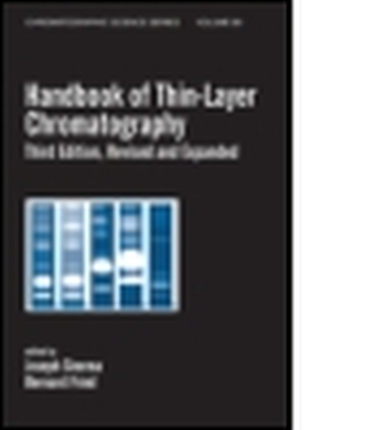 HANDBOOK OF THIN-LAYER CHROMATOGRAPHY - Sherma Joseph