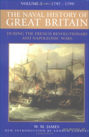NAVAL HISTORY OF GREAT BRITAIN VOL 2