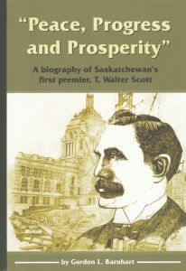 'PEACE, PROGRESS AND PROSPERITY' - L. Barnhart Gordon