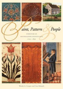 PAINT, PATTERN, AND PEOPLE - A. Cooper Wendy
