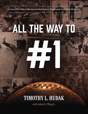 ALL THE WAY TO #1 - L. Hudak Timothy