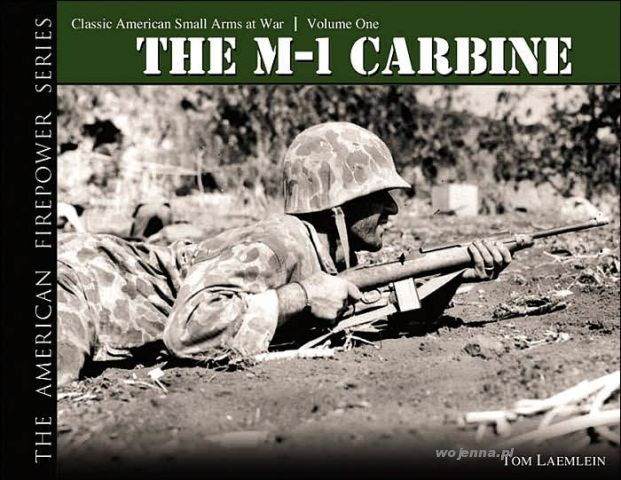 M-1 CARBINE 1 - Tom Laemlein