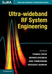 ULTRAWIDEBAND RF SYSTEM ENGINEERING - Zwick Thomas