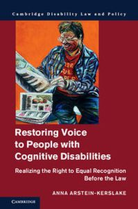 RESTORING VOICE TO PEOPLE WITH COGNITIVE DISABILITIES - Arsteinkerslake Anna