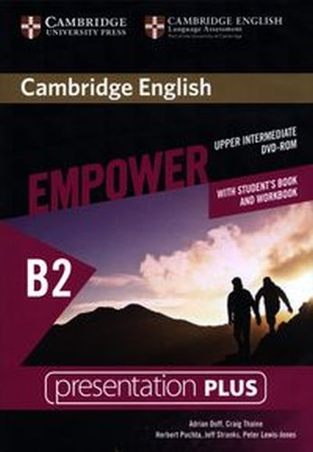 CAMBRIDGE ENGLISH EMPOWER UPPER INTERMEDIATE PRESENTATION PLUS (WITH STUDENT'S BOOK AND WORKBOOK) - Peter Lewis-Jones