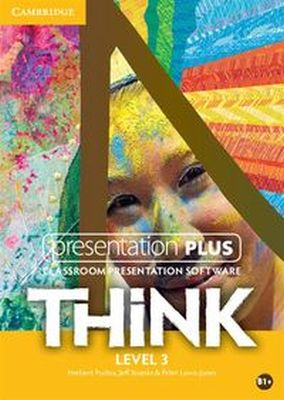 THINK 3 PRESENTATION PLUS DVD - Peter Lewis-Jones