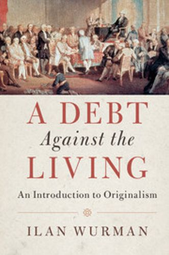 A DEBT AGAINST THE LIVING - Wurman Ilan