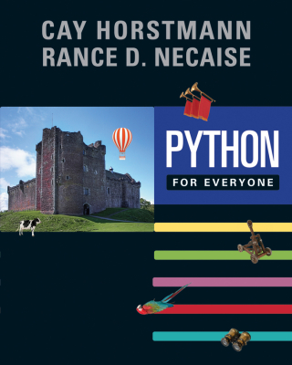 PYTHON FOR EVERYONE - S. Horstmann Cay