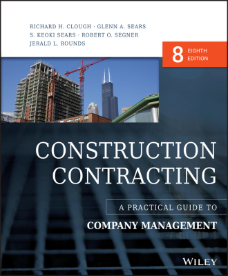 CONSTRUCTION CONTRACTING - H. Clough Richard