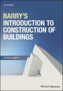BARRY′:S INTRODUCTION TO CONSTRUCTION OF BUILDINGS - Emmitt Stephen