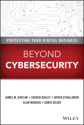 BEYOND CYBERSECURITY - M. Kaplan James