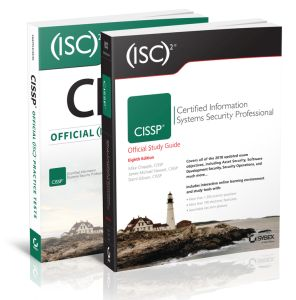 (ISC)2 CISSP CERTIFIED INFORMATION SYSTEMS SECURITY PROFESSIONAL OFFICIAL STUDY - Chapple Mike