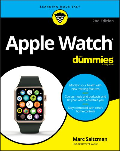 APPLE WATCH FOR DUMMIES - Saltzman Marc