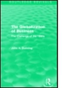THE GLOBALIZATION OF BUSINESS (ROUTLEDGE REVIVALS) - H Dunning John