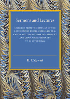 SERMONS AND LECTURES - Russell Bernard Edward