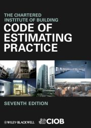 CODE OF ESTIMATING PRACTICE - Chartered Institute The