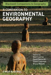 A COMPANION TO ENVIRONMENTAL GEOGRAPHY - Castree Noel