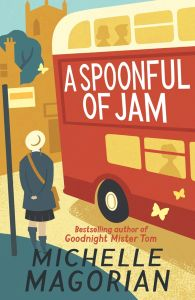 A SPOONFUL OF JAM - Magorian Michelle