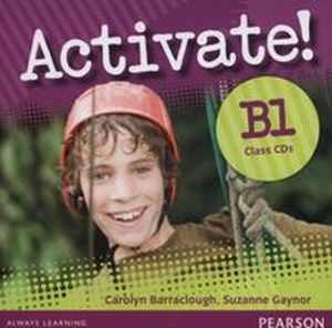 ACTIVATE! B1 CLASS CD - Suzanne Gaynor