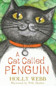A CAT CALLED PENGUIN -  Webb
